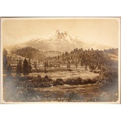 Photo of Mt. Shasta
