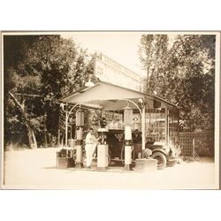 Photo of Gas Station