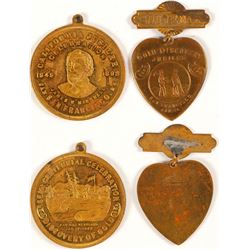 Gold Discovery Jubilee Souvenirs