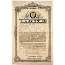 Olympic Club Bond