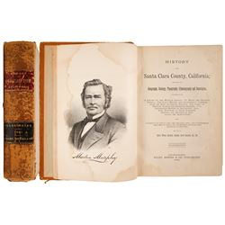 History of Santa Clara County California...