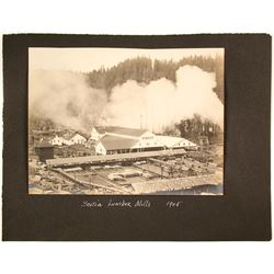Photo of Scotia Lumber Mills