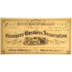 Grangers Business Association Stock