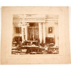 Mounted Photo of California Assembly Hall