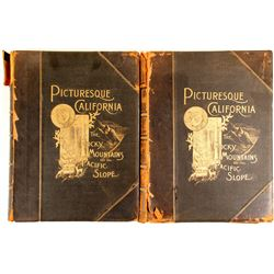 Picturesque California, 2 Volumes