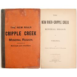 New River-Cripple Creek Mineral Region of Virginia