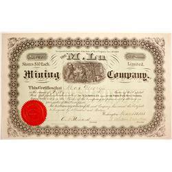 M. Lu Mining Stock