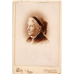 Professional Photo of Harriet Beecher Stowe