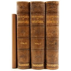 Montana References 2 Key Volumes