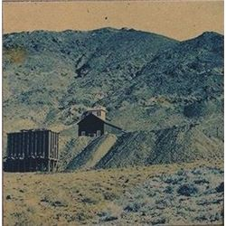 Very Rare Georgene Mine Photo at Candelaria (Hugh Shamberger)