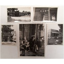 Carson City Chinatown Photographs