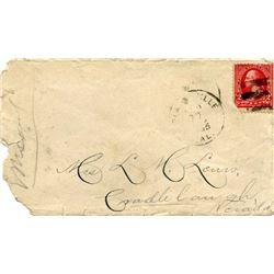 Large Collection of Rare Cradlebaugh Ephemera