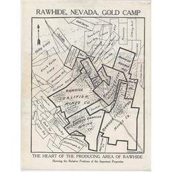 Rawhide Mining Ephemera