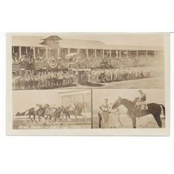Reno's 1931 Fourth of July Racing Celebration RPC