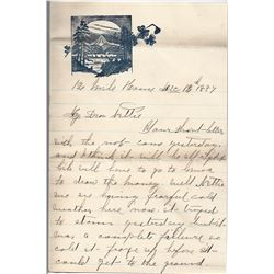 Twelve Mile House Letter; Things are Popping in Aurora