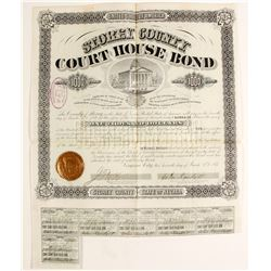Story County Court House Bond