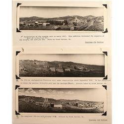Weepah Mill Panoramas (Hugh Shamberger)