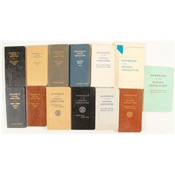 Handbook of Nevada Legislature (13)