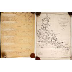 Maps Based off of the Central Pacific Railroad (2)