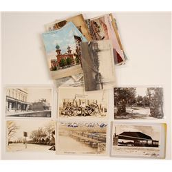 Remainder of Nevada Postcard lot