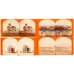 Stereo Views (Group of 4)