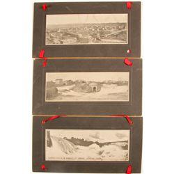 Small Spokane, WA Panorama Prints