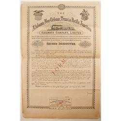 Alabama, New Orleans, Texas, & Pacific Junction Railways Co. Ltd.