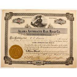 Alaska Anthracite Rail Road Co.