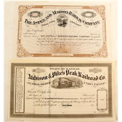 Atchison, & Pike's Peak Railroad Co