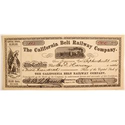 California Belt Railway Company