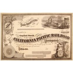 California Pacific Railroad
