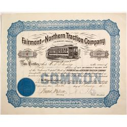 Fairmont & Northern Traction Company