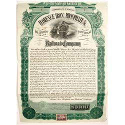 Florence Iron, Phosphate & Railroad Company