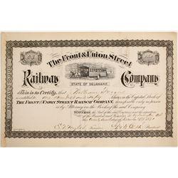Front & Union Street Railway Company