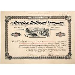 Silverton Railroad Co stock