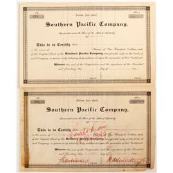 Southern Pacific Co. stock (2)