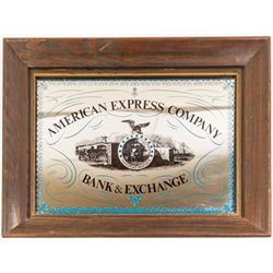 American Express and Co. Bank and Exchange