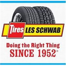 Shocks from Les Schwab in Yakima