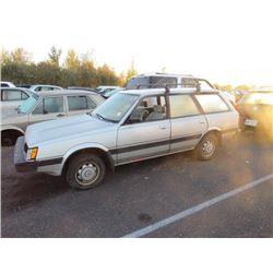 1987 Subaru DL