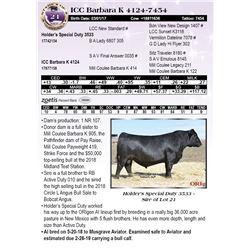 ICC Barbara K 4124-7454