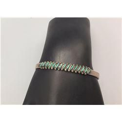 Fred Harvey Era Zuni Needle Point Bracelet