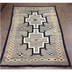 Large Navajo Textile  - Circa 1930s