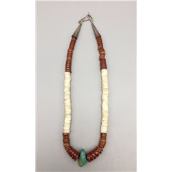 Vintage Pueblo Choker Necklace
