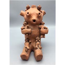 Mudhead Storyteller Pottery