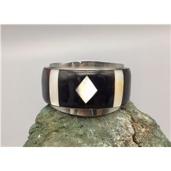 Non-Sterling Inlay Bracelet