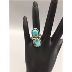 Vintage Effie Calavasa Snake Ring