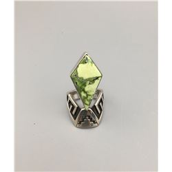 Unique Sterling Silver Ring