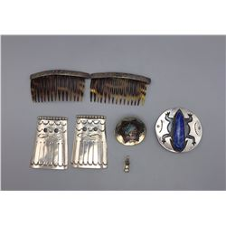 Group of Misc. Sterling Accessories