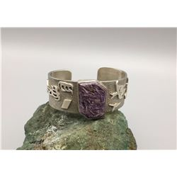 Charoite Stone - Unique Bracelet