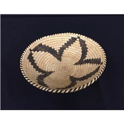 Vintage Tohono O'odham Design Basket